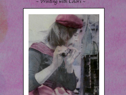 """""""Alchemist's Guide; to Printing with Gum"""""""