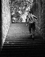 Bicycle on the Stairs-2.jpg