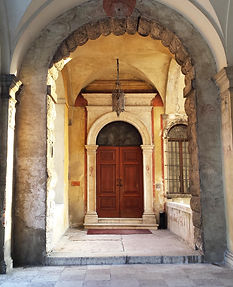 loggia municipio Feltre