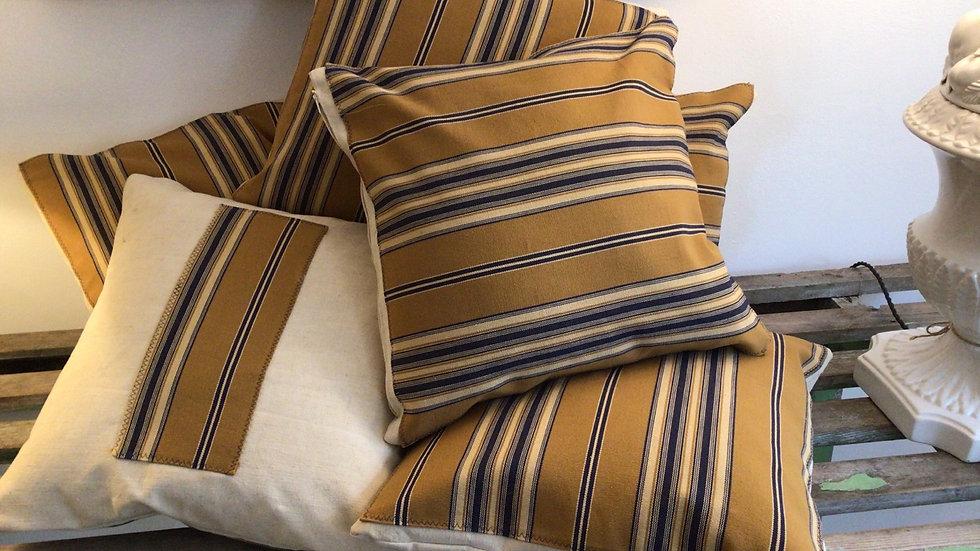 Ticking Cushions