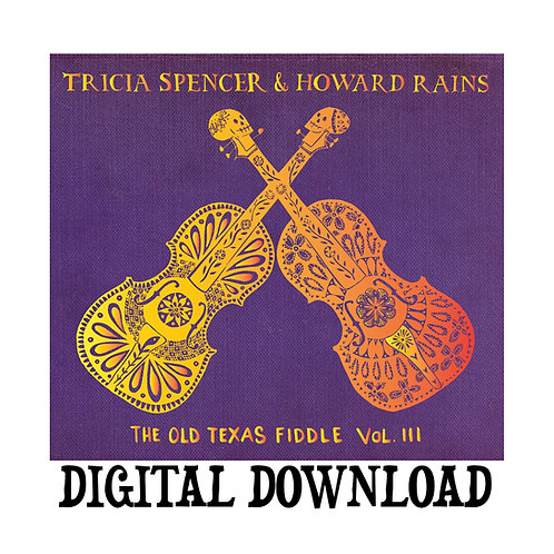 The Old Texas Fiddle Vol III DOWNLOAD