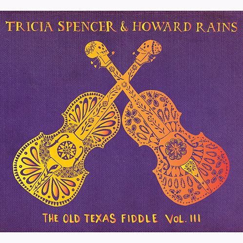 The Old Texas Fiddle Vol III