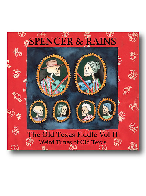The Old Texas Fiddle Vol II