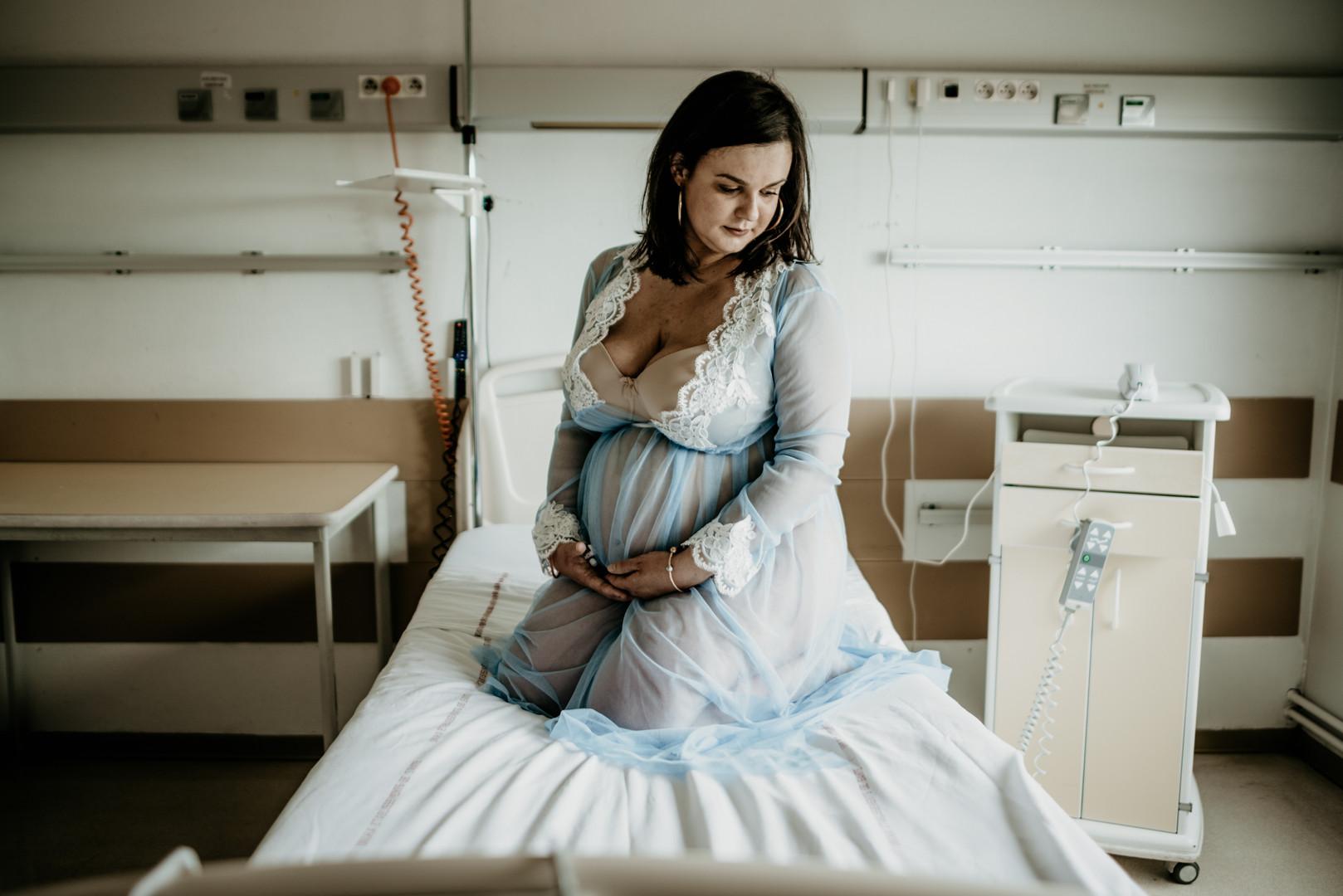 photographe grossesse hôpital