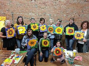 Sunflowers at The Worksho[.jpg