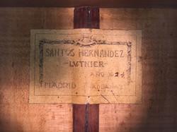 Santos Hernandez 1924