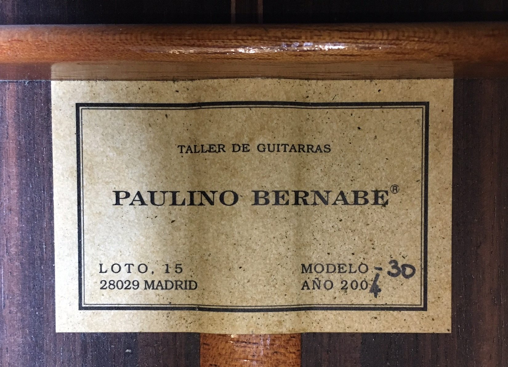 Paulino Bernabe