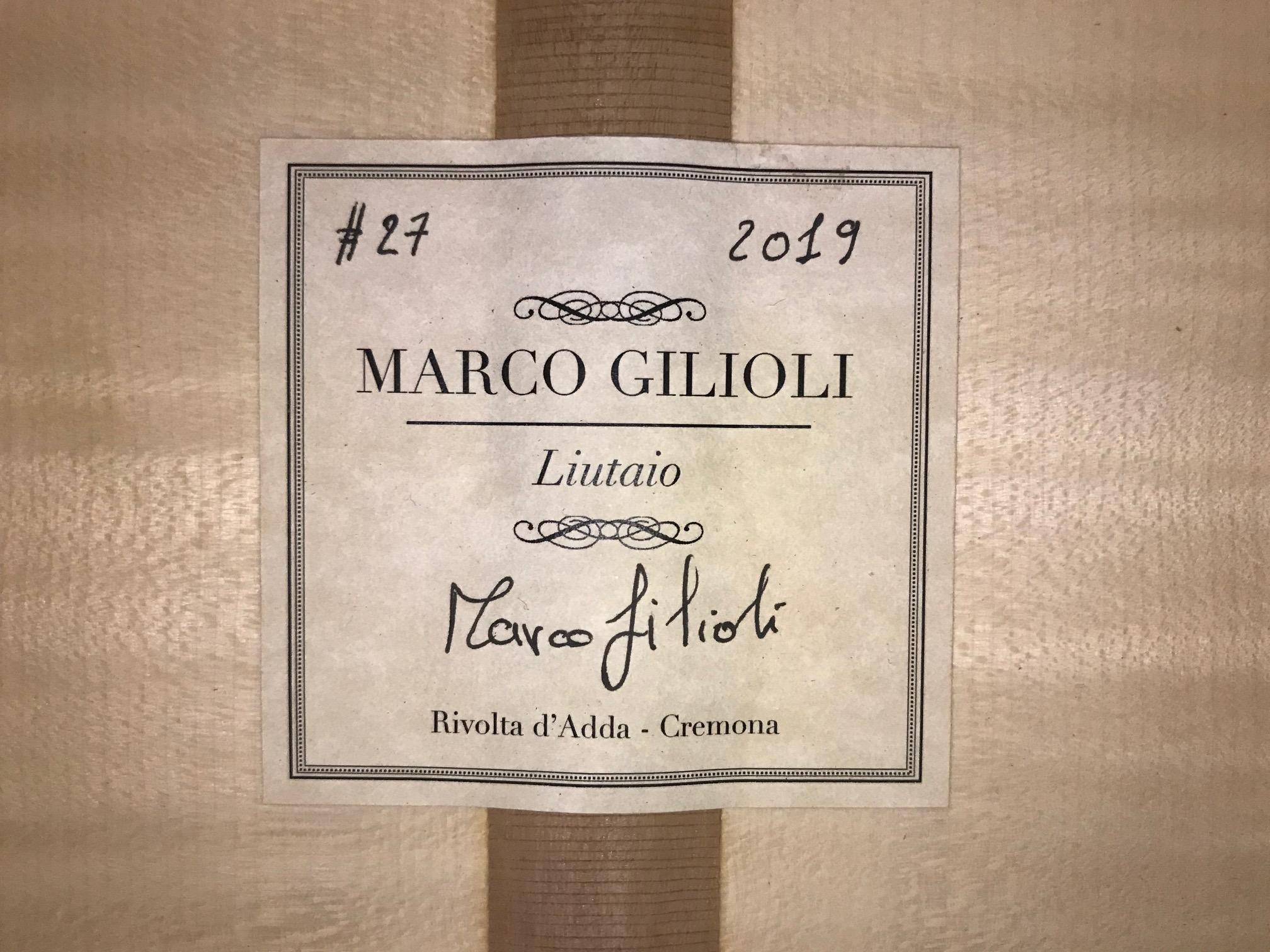 Marco Giliolo 2019