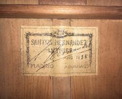 Santos Hernandez 1935