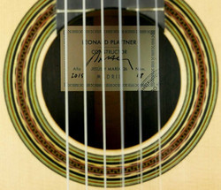 Leonard Plattner Guitar