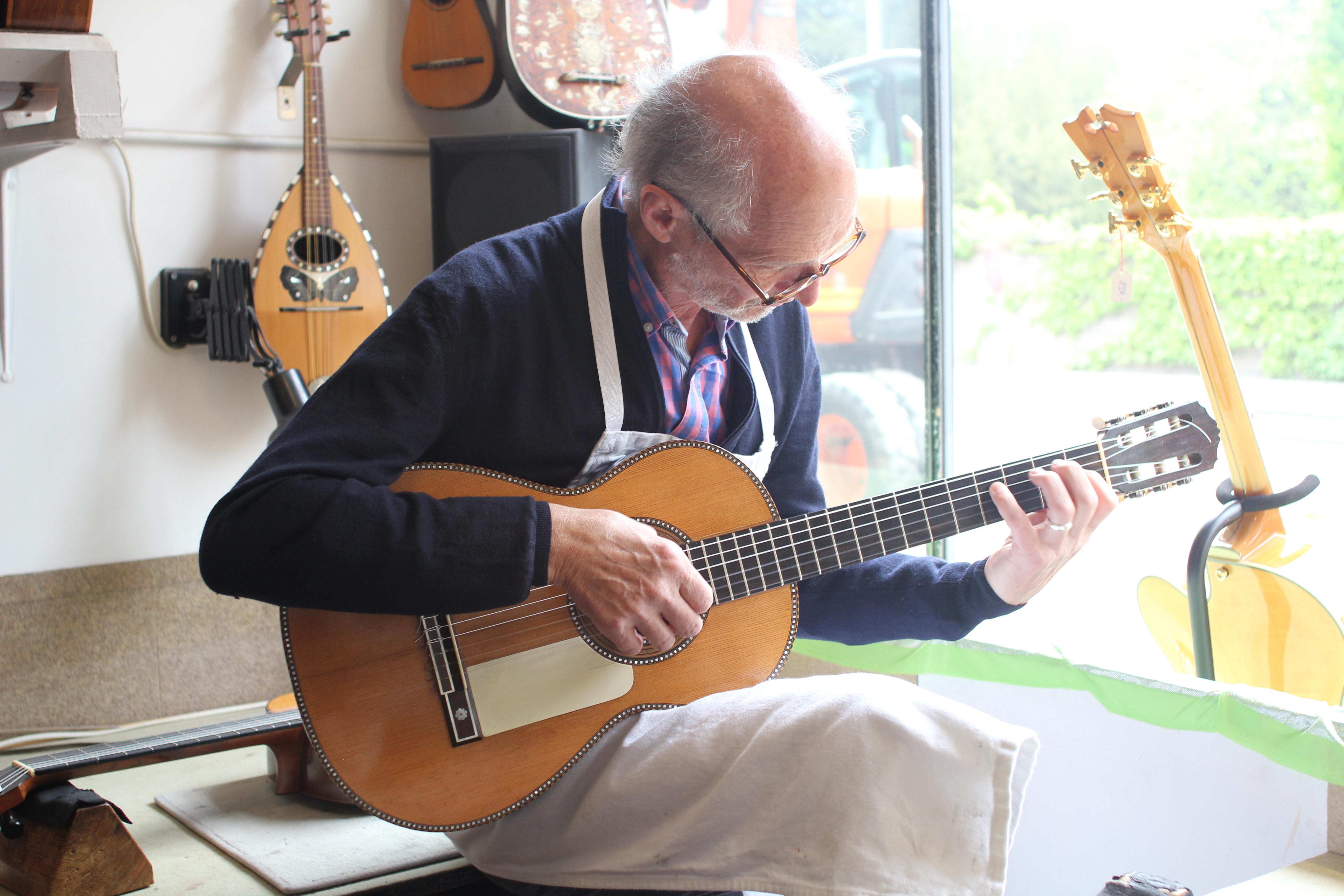 Vincenti Guitares