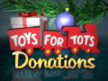 Toys-For-Tots Donation's