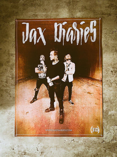 Jax Diaries Poster