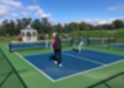 Lakeside Ellen Gibbs Matson Pickleball Courts