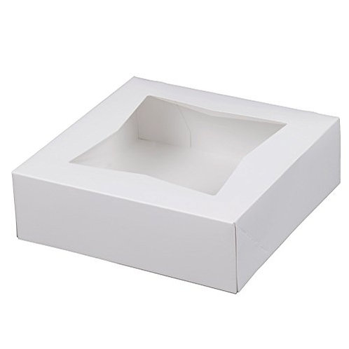 White Window Gift box