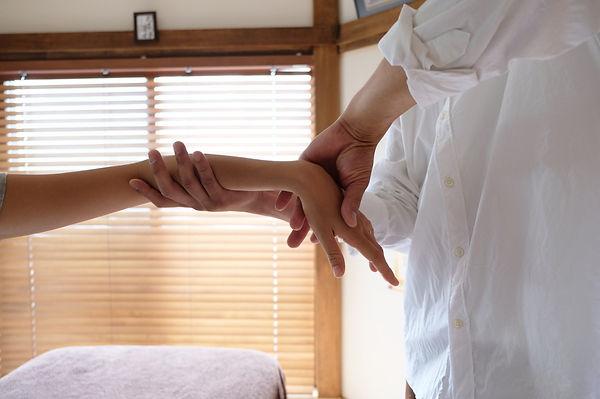 足立区竹の塚の鍼灸整体院 宮島治療室 