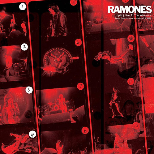 Ramones: Triple J Live at The Wireless Capitol Theatre Vinyl record