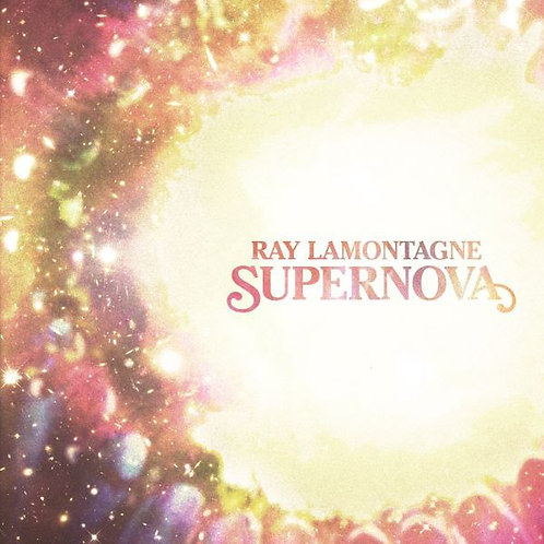"Ray Lamontagne: Supernova 7"" 45 RPM"