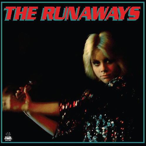 The Runaways Vinyl Record