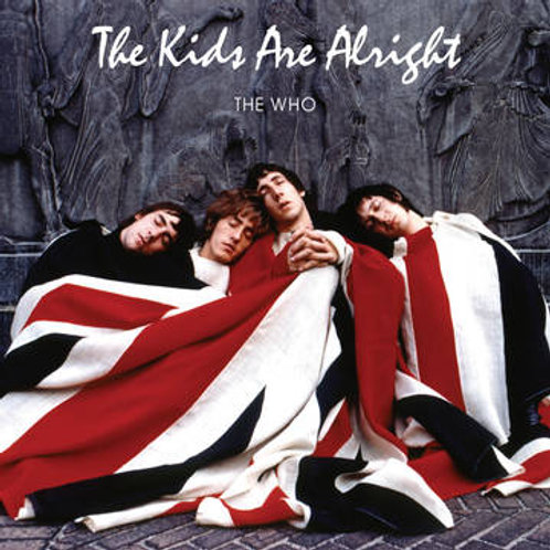 The Who The Kids Are Alright Front Cover RSD