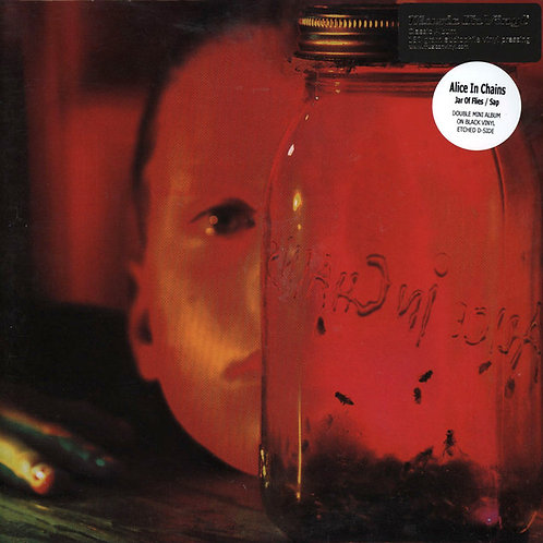 Alice In Chains: Jar Of Flies Vinyl Record