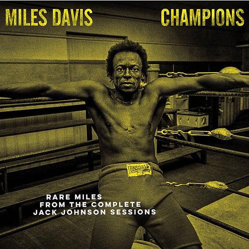 Miles Davis: Champions Vinyl Record