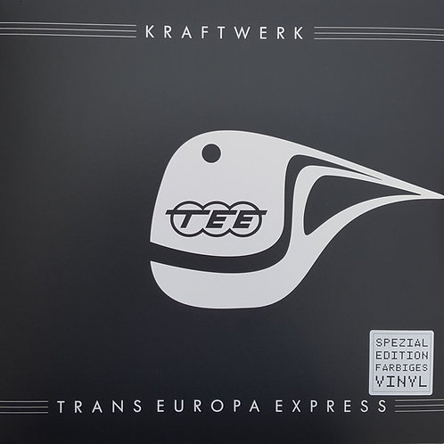 Kraftwerk: Trans Europe Express Clear Vinyl Record
