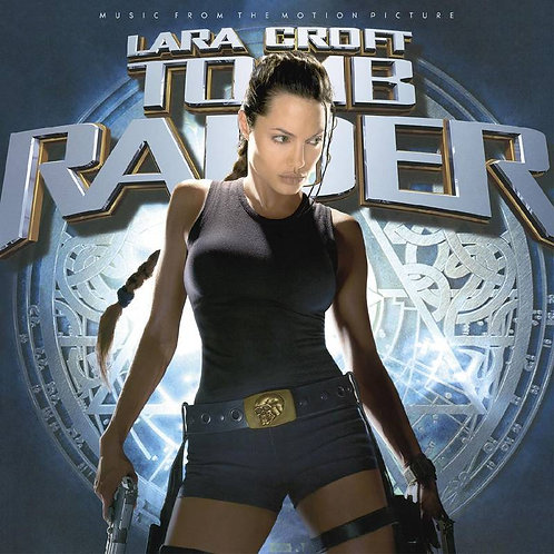 LARA CROFT TOMB RAIDER Vinyl Record