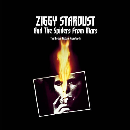 David Bowie: Ziggy Stardust And The Spiders From Mars Vinyl Record