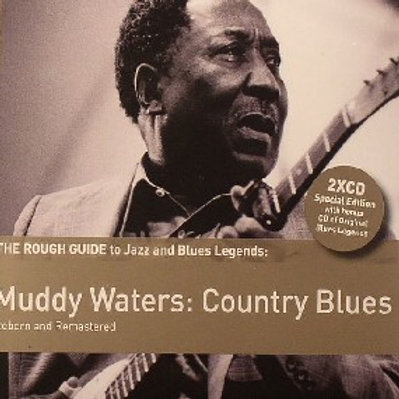 Muddy Waters: Country Blues Vinyl Record