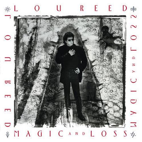 Lou Reed: Magic and Loss Vinyl Record