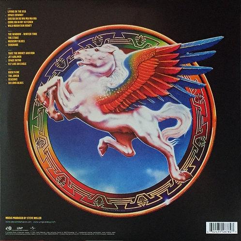 Steve Miller: Live Breaking Ground Aug.3/ 1977 189gr Vinyl