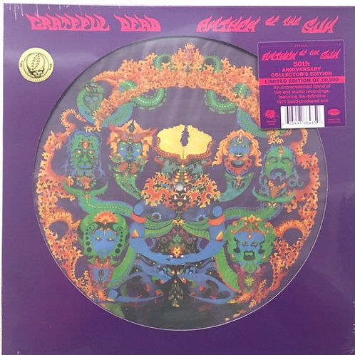 Grateful Dead: Anthem Of The Sun 50th Anniversary Picture Disc