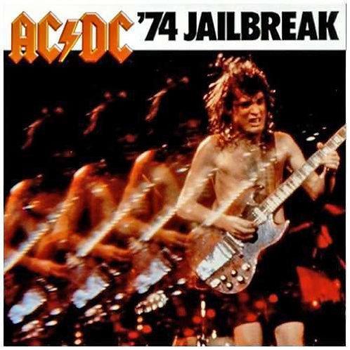 AC/DC: '74 Jailbreak Vinyl Record