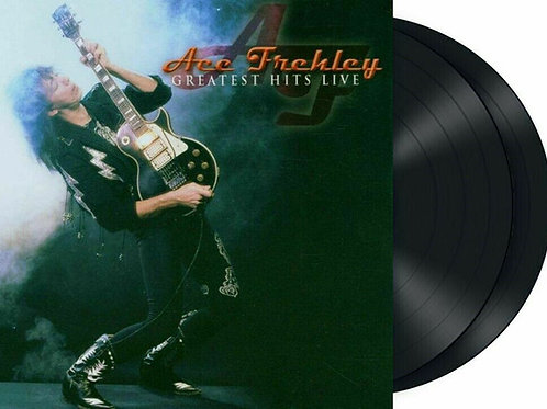 Ace Frehley: Greatest Hits Live Vinyl Record