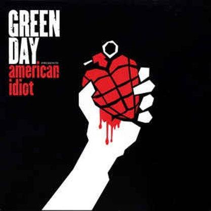 Green Day: American Idiot 2 Vinyl Record
