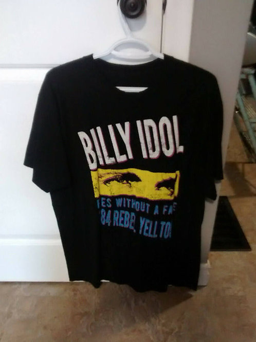 Billy Idol Eyes Without A Face T -Shirt