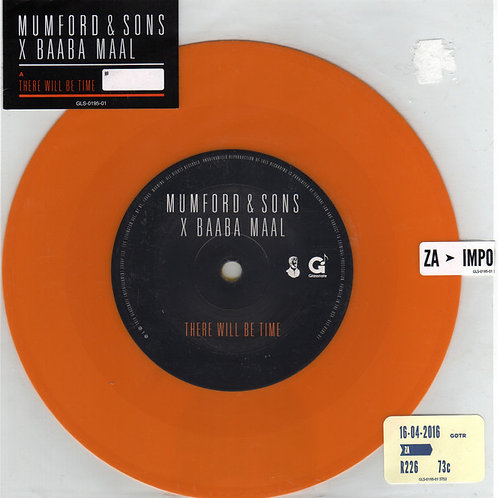 Mumford & Sons X Baaba Maal – There Will Be Time