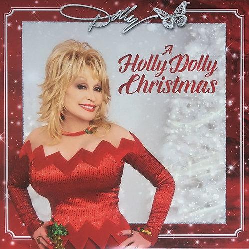 Dolly Parton: A Holly Dolly Christmas Red Vinyl Record