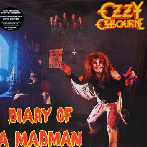 Ozzy Osbourne: Diary Of A Madman Vinyl Record