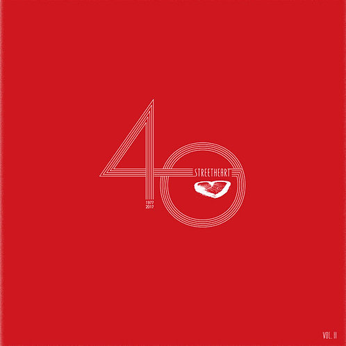 Streetheart 40 years of rock and roll volume II front cover