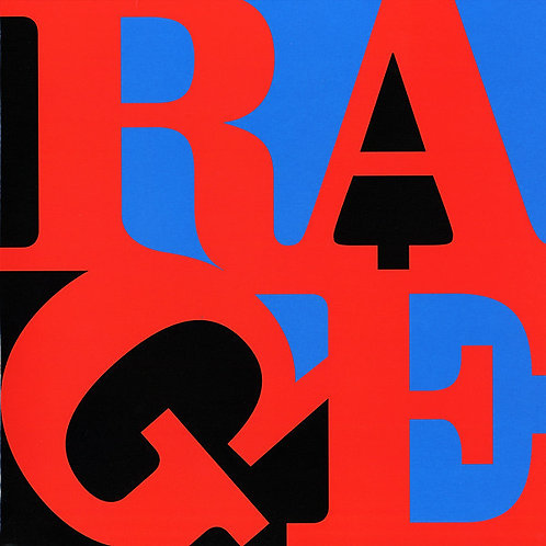 Rage Against The Machine: Renegades  Vinyl Record