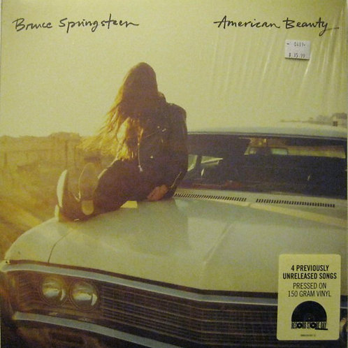 "Springsteen, Bruce: American Beauty 4 Song 12"" E.P."