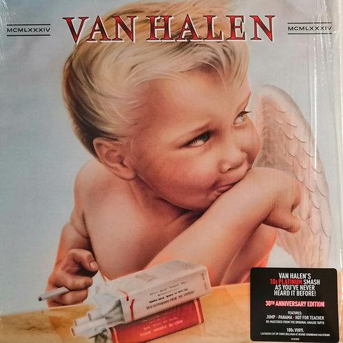 Van Halen: 1984 Vinyl Record