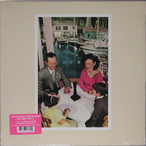 Led Zeppelin: Presence Vinyl Record
