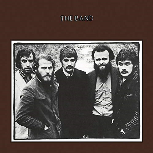 The Band S/T 50th Anniversary Double Vinyl Record