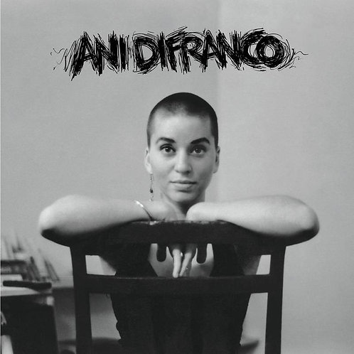 Ani Difranco S/T 30th Anniversary Vinyl Record
