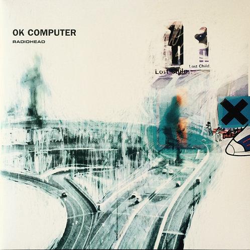 Radiohead: Ok Computer Vinyl Record