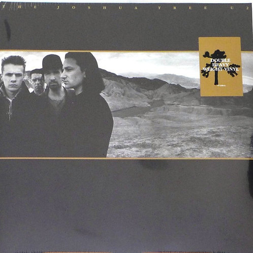 U2 Joshua Tree Front cover