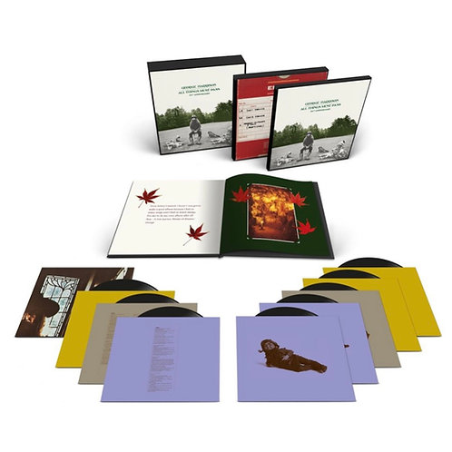 George Harrison: All Things Must Pass 8 Album Deluxe Set
